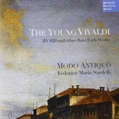 Frederico Maria Sardelli Ensemble Modo Antiquo (Федерико Мария Сарделли): The Young Vivaldi: Rv 820 And Other Rare Early Works