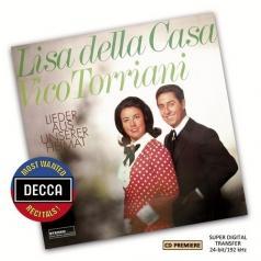 Lisa della Casa (Лиза Делла Каза): Lieder Aus Unserer Heimat