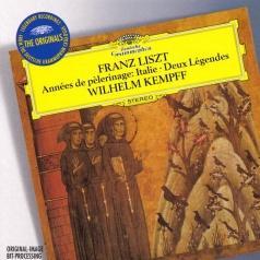 Wilhelm Kempff (Вильгельм Кемпф): Liszt: Annees De Pelerinage