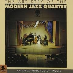 The Modern Jazz Quartet (МодернДжазКвартет): The Artistry Of The Modern Jazz Quartet