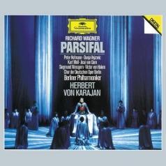 Herbert von Karajan (Герберт фон Караян): Wagner: Parsifal