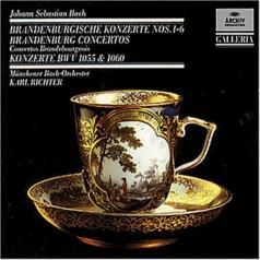Karl Richter (Карл Рихтер): Bach: Brandenburg Concertos Nos. 1 - 6