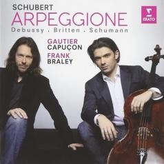Gautier Capucon (Готье Капукон): Arpeggione: Works For Cello And Piano
