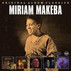 Miriam Makeba (Мириам Макеба): Original Album Classics