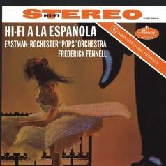 Frederick Fennell (Фредерик Феннелл): Hi-Fi A La Espanola