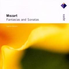 Cyprien Katsaris (Сиприан Кацарис): Fantasias & Piano Sonatas Nos 7 & 14