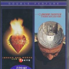 Dream Theater: Double Feature: Images And Words, Live In Tokyo / Dream Theater, 5 Years In A Live Time