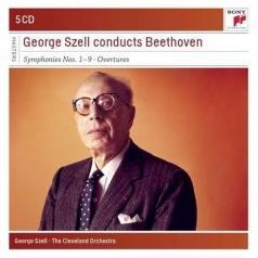 George Szell (Джордж Селл): Symphonies