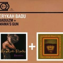 Erykah Badu (Эрика Баду): Baduizm/ Mama's Gun