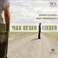 Markus Schafer (Маркус Шафер): Reger: Lieder