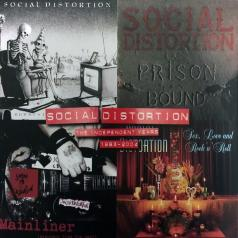 Social Distortion (Сошал Дисторшн): Vinyl Box Set