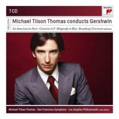 Michael Tilson Thomas: Michael Tilson Thomas Conducts Gershwin