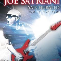 Joe Satriani (Джо Сатриани): Satchurated: Live In Montreal
