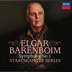 Daniel Barenboim (Даниэль Баренбойм): Elgar: Symphony No.1