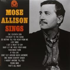 Mose Allison (Моз Эллисон): Mose Sings
