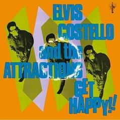 Elvis Costello (Элвис Костелло): Get Happy!!