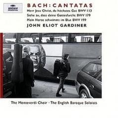 John Eliot Gardiner (Джон Элиот Гардинер): J.S. Bach: Cantatas for the 11th Sunday after Trin