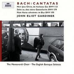 John Eliot Gardiner (Джон Элиот Гардинер): J.S. Bach: Cantatas for the 11th Sunday after Trin