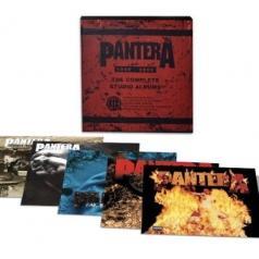 Pantera (Пантера): The Complete Studio Albums 1990-2000