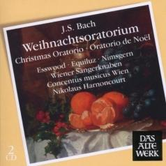 Nikolaus Harnoncourt (Николаус Арнонкур): Weihnachtsoratorium