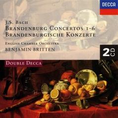 Benjamin Britten (Бенджамин Бриттен): Bach, J.S.: Brandenburg Concertos etc.
