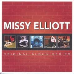 Missy Elliott: Original Album Series