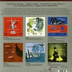 The Decca Sound - The Mono Years