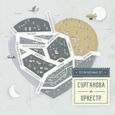 Сурганова и Оркестр: Песни Военных Лет