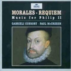 Paul McCreesh: Morales: Requiem - Music for Philip II
