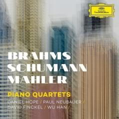 Daniel Hope (Дэниэл Хоуп): Brahms, Schumann, Mahler