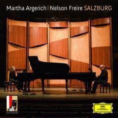 Martha Argerich (Марта Аргерих): Salzburg: Brahms, Rachmaninov, Schubert