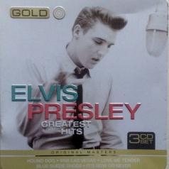 Elvis Presley (Элвис Пресли): Gold - Greatest Hits