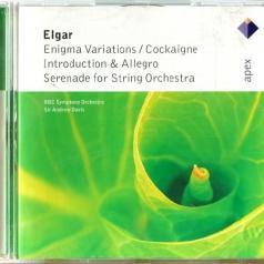 Andrew Davis (Эндрю Дэвис): Enigma Variations, Introduction & Allegro, Serenede For Strings & Cockaigne Overture