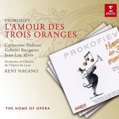 Kent Nagano (Кент Нагано): L'Amour Des Trois Oranges