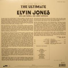 Elvin Jones (Элвин Джонс): The Ultimate