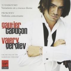 Gautier Capucon (Готье Капукон): Rococo Variations/Sinfonia Concertante