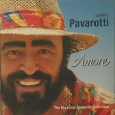 Luciano Pavarotti (Лучано Паваротти): Amore - The Essential Romantic Collection