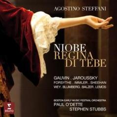 Philippe Jaroussky (Филипп Жарусски): Niobe, Re Di Tebe