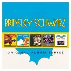 Brinsley Schwarz (Бринсли Шварц): Original Album Series