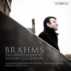 Johannes Brahms (Иоганнес Брамс): Brahms – Violin Concerto, Op.77. Violin Sonata No.?1 , Op.78.