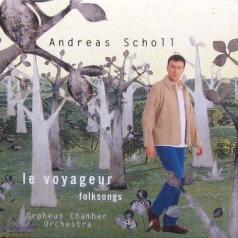 Andreas Scholl (Андреас Шолль): Andreas Scholl - Wayfaring Stranger - Folksongs