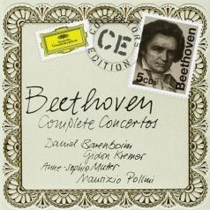 Daniel Barenboim (Даниэль Баренбойм): Beethoven: Complete Concertos