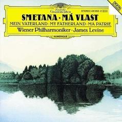 James Levine (Джеймс Ливайн): Smetana: My Country