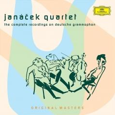 Janacek Quartet (Яначек Квартет): The Complete Recordings