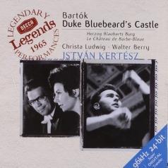 Istvan Kertesz (Иштван Кертес): Bartok: Duke Bluebeard's Castle