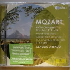 Claudio Abbado (Клаудио Аббадо): Mozart: Piano Concertos Nos.14, 17, 21 & 26