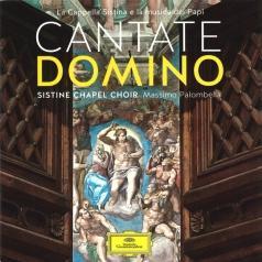 Sistine Chapel Choir (Хор Сикстинской капеллы): Cantate Domino - La Cappella Sistina E La Musica Del Papa