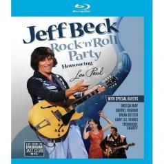 Jeff Beck (Джефф Бек): Rock 'n' Roll Party-Honouring Les Paul
