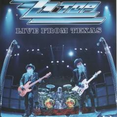 ZZ Top (Зи Зи Топ): Live From Texas