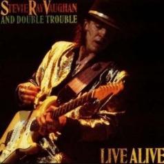 Stevie Ray Vaughan (Стиви Рэй Вон): Live Alive